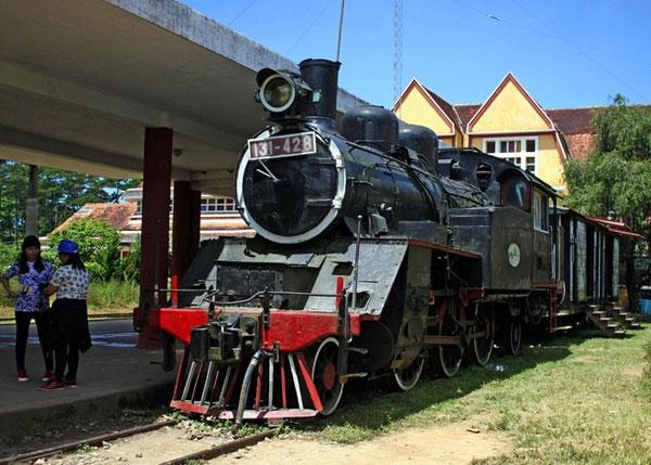 Hành trình tìm vết tích đường tàu răng cưa Phan Rang - Đà Lạt