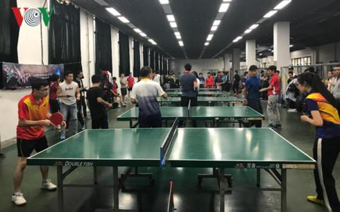 Hội thao cộng đồng người Việt Nam tại Bắc Kinh năm 2017