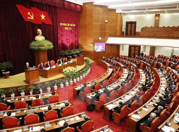 Quy định của Bộ Chính trị về luân chuyển cán bộ