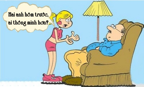 Định nghĩa thông minh của bố vợ