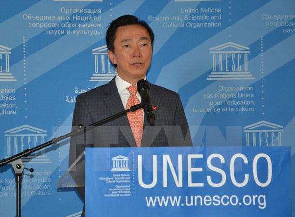 Việt Nam thể hiện trách nhiệm khi tranh cử Tổng Giám đốc UNESCO