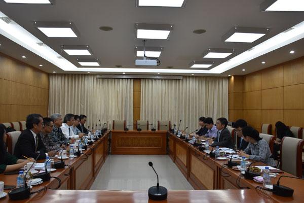 Trao đổi về công tác kiều dân giữa Việt Nam và Indonesia