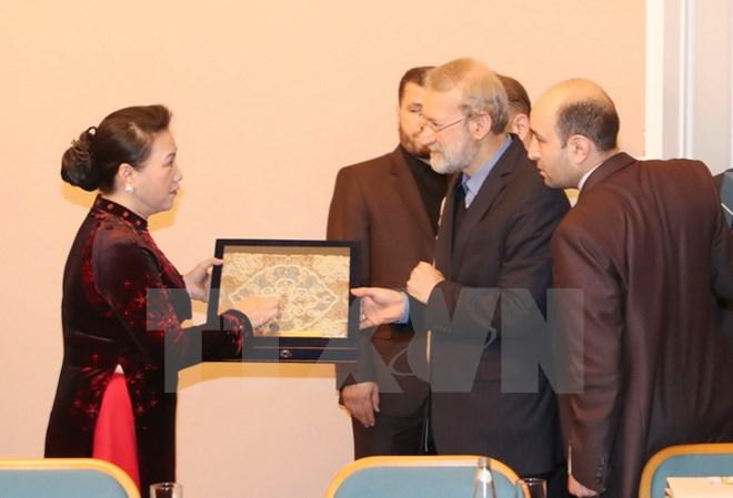 Quốc hội Iran quan tâm thúc đẩy hợp tác với Quốc hội Việt Nam