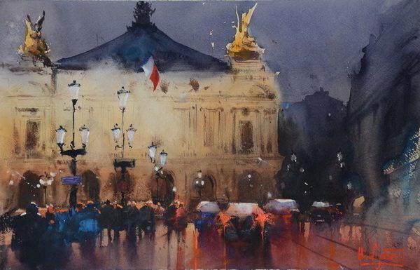 Bức tranh màu nước dài nhất Việt Nam sẽ được vẽ tại Cát Bà