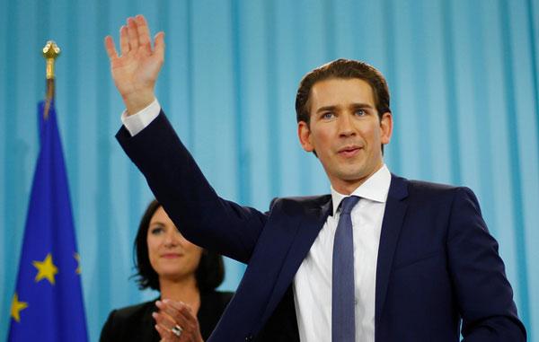 Áo sẽ có lãnh đạo trẻ nhất thế giới, 31 tuổi