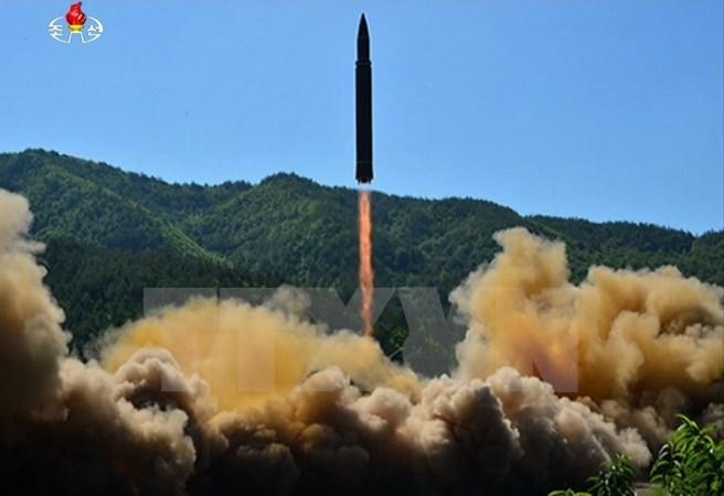Triều Tiên tuyên bố ưu tiên phát triển tên lửa hơn ngoại giao