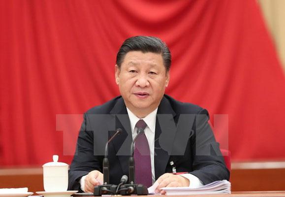 Khai mạc Đại hội Đảng Cộng sản Trung Quốc lần thứ XIX