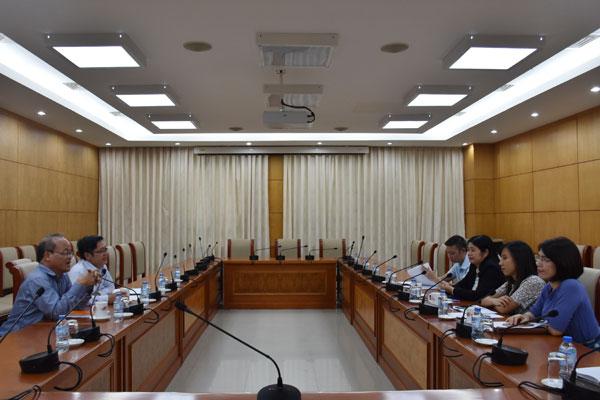 Tăng cường phối hợp công tác giữa hai Ủy ban về NVNONN