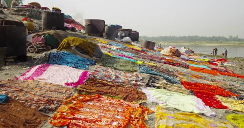 Tiệm giặt là bằng tay cổ nhất Ấn Độ với 7.000 công nhân