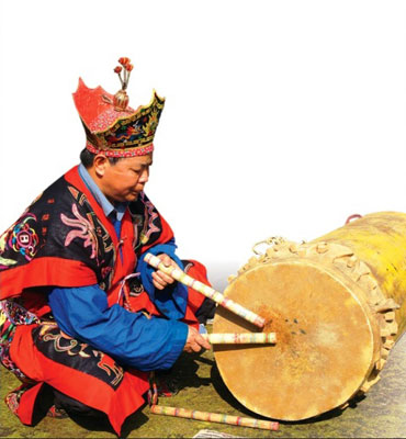 Người giữ vốn quý của dân tộc Giáy