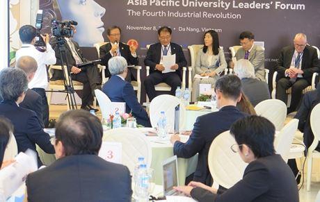 Diễn đàn Hiệu trưởng các trường đại học Châu Á – Thái Bình Dương