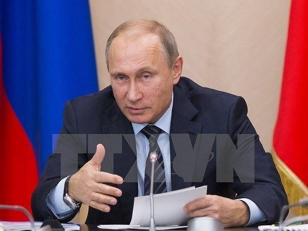 Nga ủng hộ thành lập khu vực thương mại tự do châu Á-Thái Bình Dương