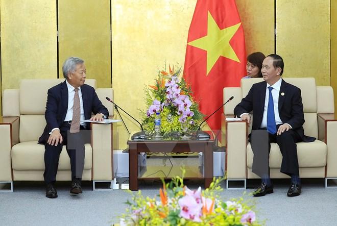 AIIB cam kết hỗ trợ Việt Nam tiếp cận nguồn vốn đầu tư hạ tầng