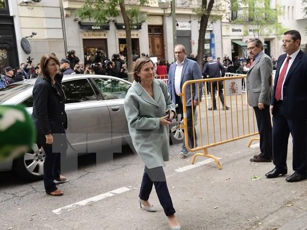 Tây Ban Nha: Chủ tịch Hội đồng lập pháp vùng Catalonia bị bắt