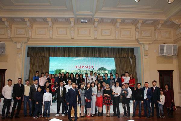 Ucraina: Gặp mặt những người con Quảng Ninh
