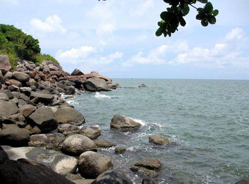 Khám phá đảo rùa ở biển tây