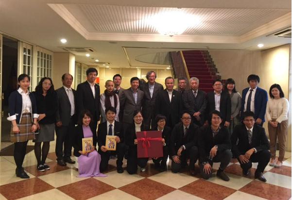 Thứ trưởng Ngoại giao Vũ Hồng Nam thăm và làm việc tại Nhật Bản