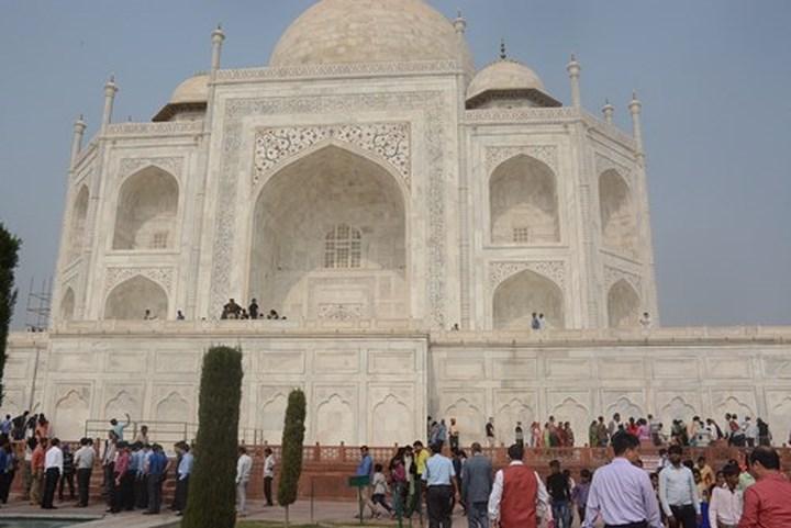 Kỳ vĩ Taj Mahal