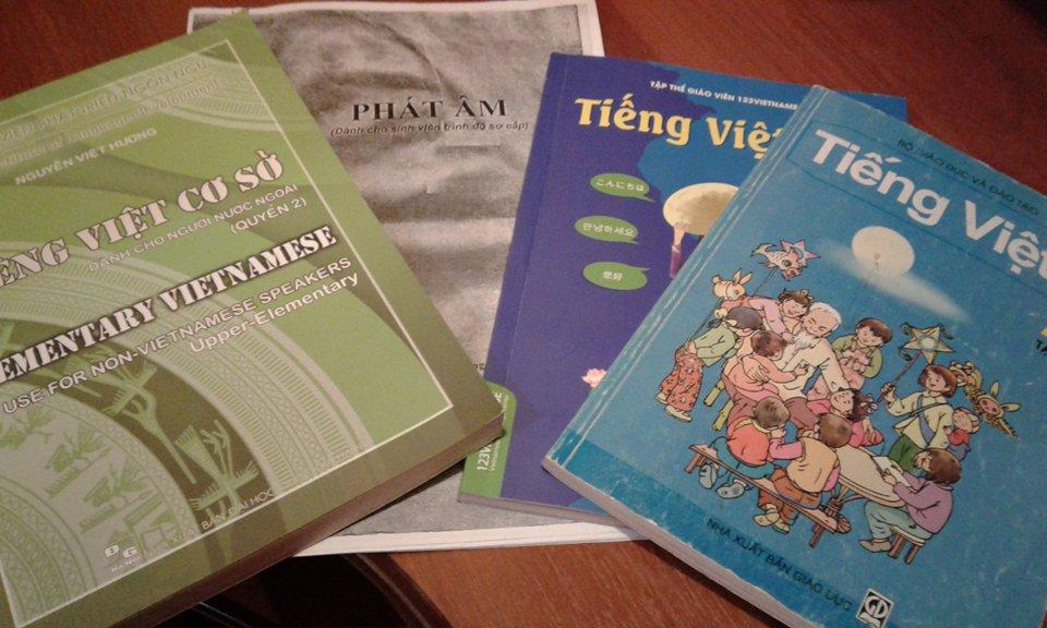 Người Việt ở Ukraina đồng hành cùng tiếng Việt