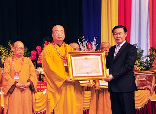 Phật giáo Việt Nam kiên định lý tưởng 'Đạo pháp - Dân tộc - Chủ nghĩa xã hội'