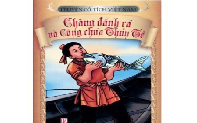 Chàng đánh cá và công chúa Thủy Tề