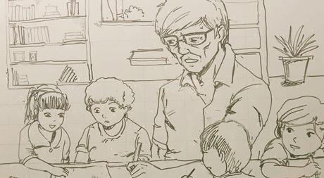 Người thầy thứ nhất