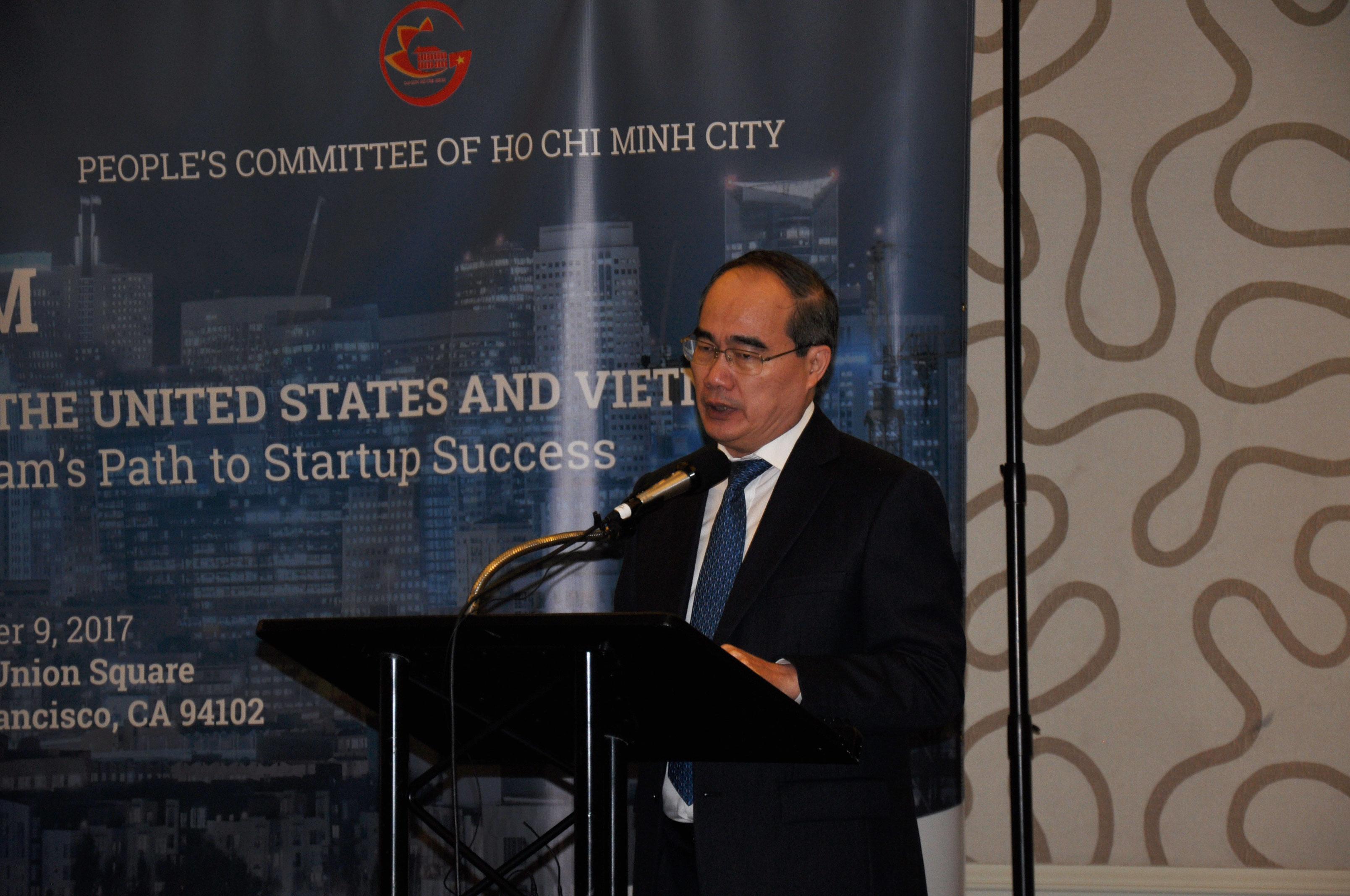 Diễn đàn kết nối các doanh nghiệp khởi nghiệp sáng tạo của người Việt tại Hoa Kỳ và Việt Nam