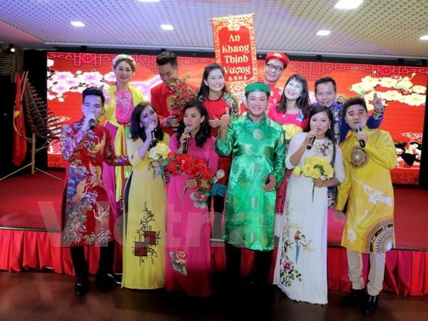Xuân quê hương đến với người Việt Nam tại thủ đô Moskva của Nga