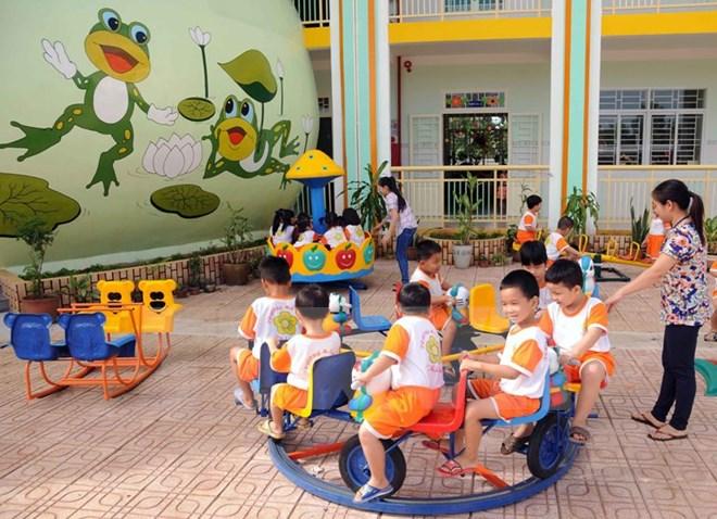 Ứng dụng công nghệ di động trong phát triển trẻ em toàn diện