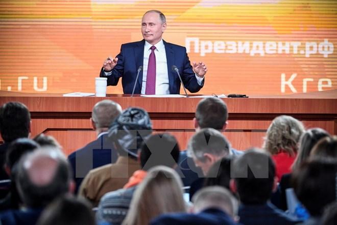 Những lo ngại của Tổng thống Nga Putin về chính sách của Mỹ