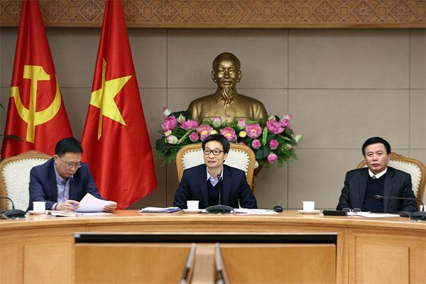 Bảo đảm tiến độ, chất lượng biên soạn Bách khoa toàn thư Việt Nam