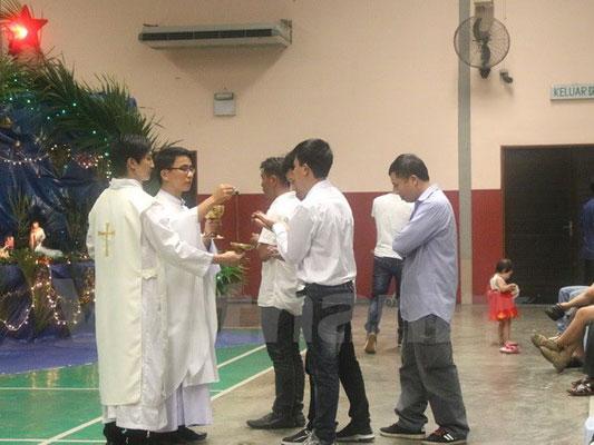 Đêm Giáng sinh gắn kết giáo dân Việt Nam tại Malaysia
