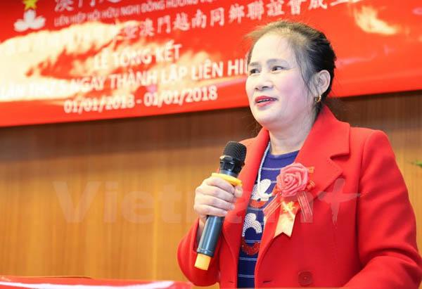 Cộng đồng người Việt tại Macau gặp mặt mừng Năm mới 2018