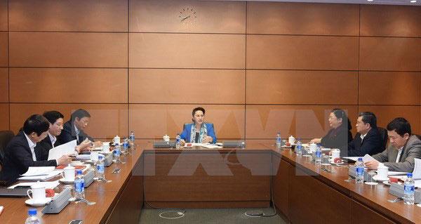 Chủ tịch Quốc hội chủ trì Phiên họp chuẩn bị Hội nghị APPF 26