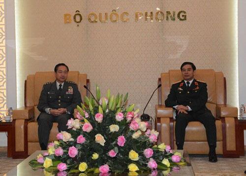 Thúc đẩy hợp tác giữa lục quân hai nước Việt Nam và Nhật Bản