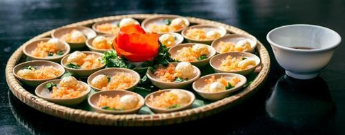 Bánh Bèo chén, món ngon xứ Huế