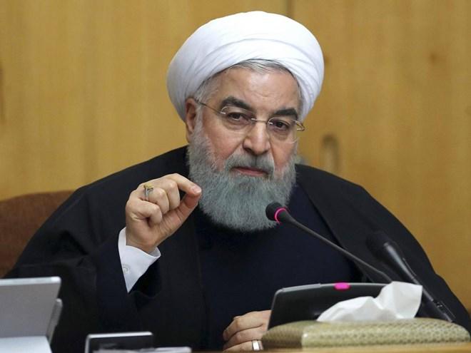 Tổng thống Iran lên án kế hoạch mới của Mỹ đối với Syria
