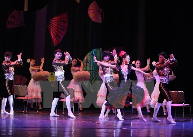 """Giới thiệu đêm ballet đặc biệt """"Carmen"""" đến khán giả Việt Nam"""