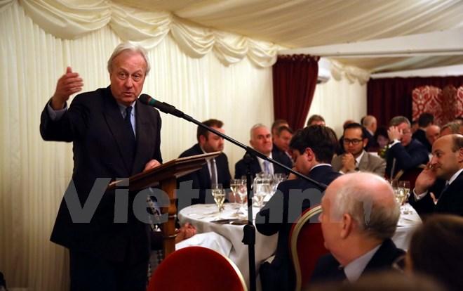 Chính phủ Anh ưu tiên phát triển quan hệ toàn diện với Việt Nam