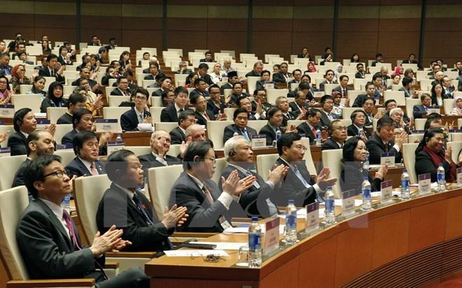 Đại biểu quốc tế đánh giá cao chủ đề của hội nghị APPF-26