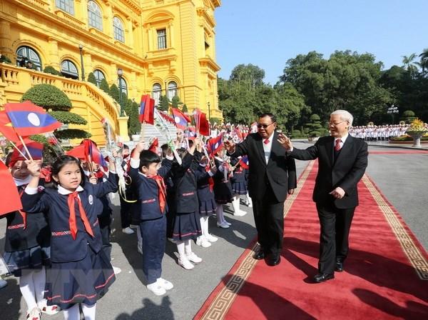 Năm hữu nghị Việt Nam – Campuchia 2017: Kỷ niệm bằng các việc làm thiết thực
