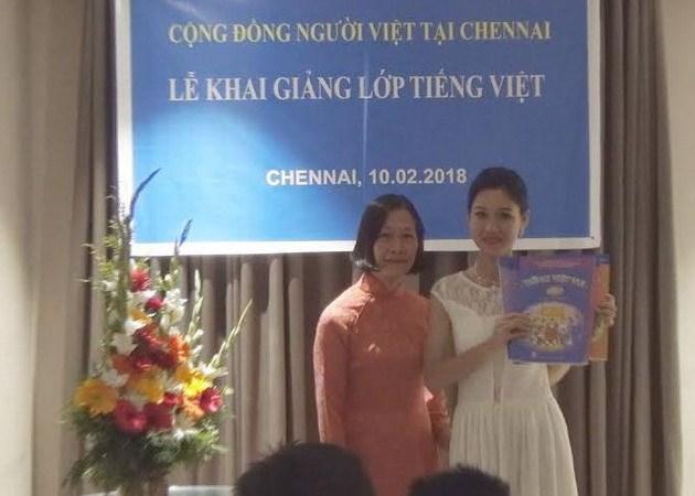 Cộng đồng người Việt tại Ấn Độ rộn ràng đón Xuân Mậu Tuất 2018