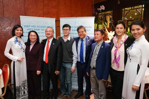 Hội Doanh nhân Việt Nam tại Pháp: Cầu nối phát triển thương mại Việt – Pháp