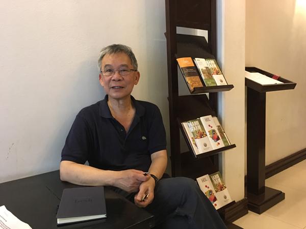 Giáo sư Lê Văn Cường: Góp chất xám xây dựng quê hương