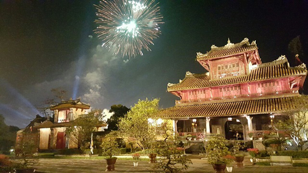 Thương nhớ Tết quê nơi xứ Huế