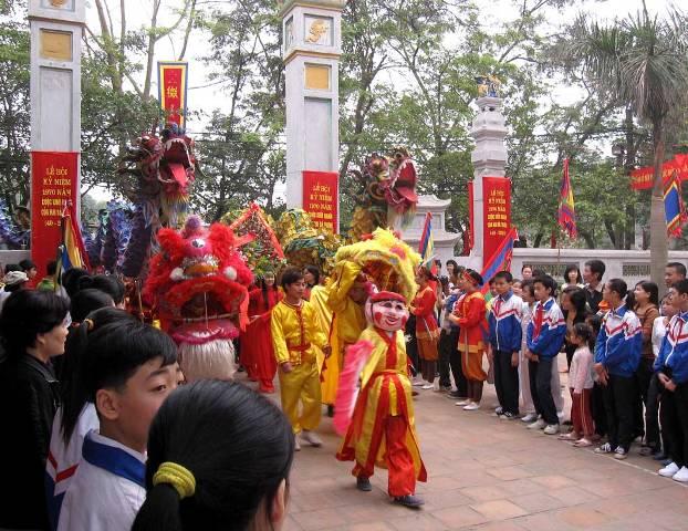 """Du Xuân - Tìm về những lễ hội """"đền Bà"""""""