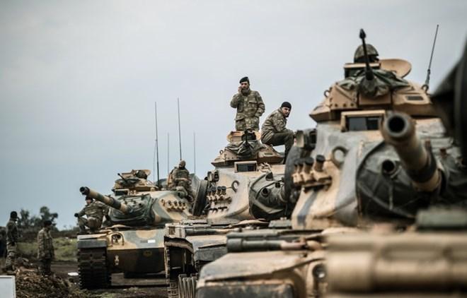 Thổ Nhĩ Kỳ cảnh báo Syria sẽ phải đối mặt với