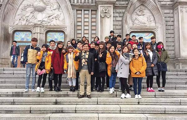 Những trải nghiệm quý ở Hàn Quốc