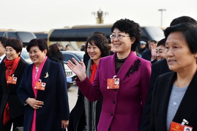 Khai mạc Kỳ họp thứ nhất Quốc hội Trung Quốc Khóa XIII