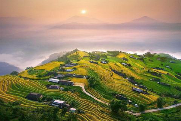 Hà Giang - miền biên viễn 4 mùa đều níu chân du khách